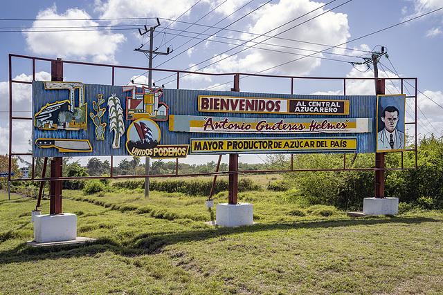 """Bienvenidos """"Antonio Guiteras Holmes"""""""