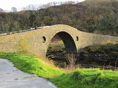 The Clachan Bridge Scotland.