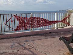 ...un peu d'humour...la sardine qui aurait bouché le Port de Marseille...