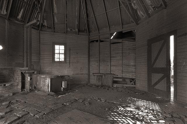 Rookwood Hut Interior