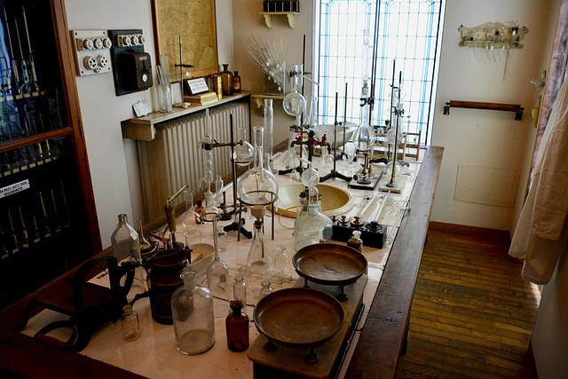 Turin 2017 – Fruit Museum – Laboratory