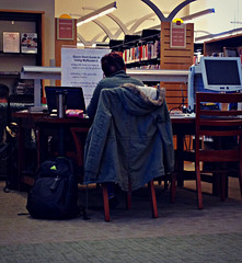 The Library hour