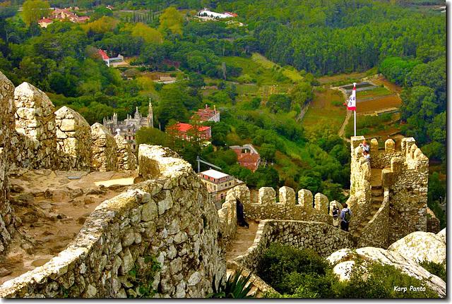 Castelo dos Mouros - Sintra - Lisboa