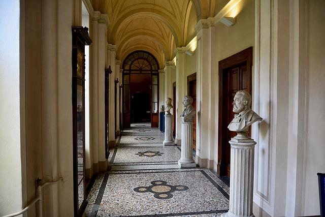 Turin 2017 – Fruit Museum – Corridor