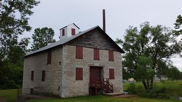Historique Moulin Babcock / Historic Babcock Mill