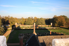 Walled garden, Oxburgh Hall, Norfolk