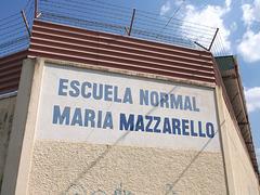 École normal / Escuela normal.....