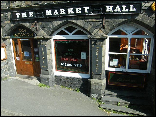 Market Hall restaurant