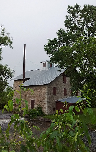Historique Moulin Babcock / Historic Babcock Mill