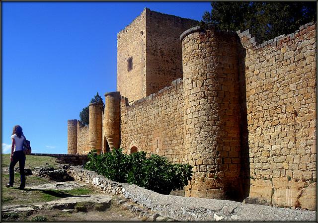 Pedraza Castle, Segovia Province