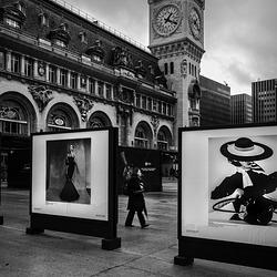 Irving Penn - Mode en Noir et Blanc