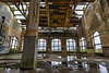 Coal mine du Gouffre - The Rhino Hall - 18