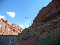 La route qui subjugue...../ A dreamy road....