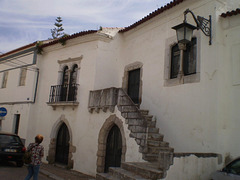 16th century house.