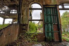 Coal mine du Gouffre - The Rhino Hall - 19