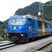 Klosters Dorf- Rhaetian Railway Train