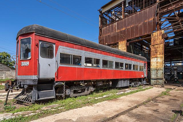 Hershey - the railway workshop