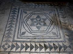 Pompeii- Casa del Frutetto- Mosaic Floor