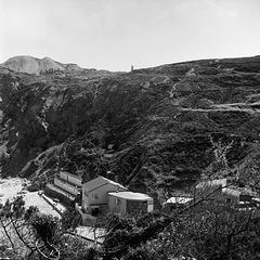 St Agnes beneath the cliffs