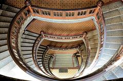 Das Treppenhaus... -Staircase #48/50