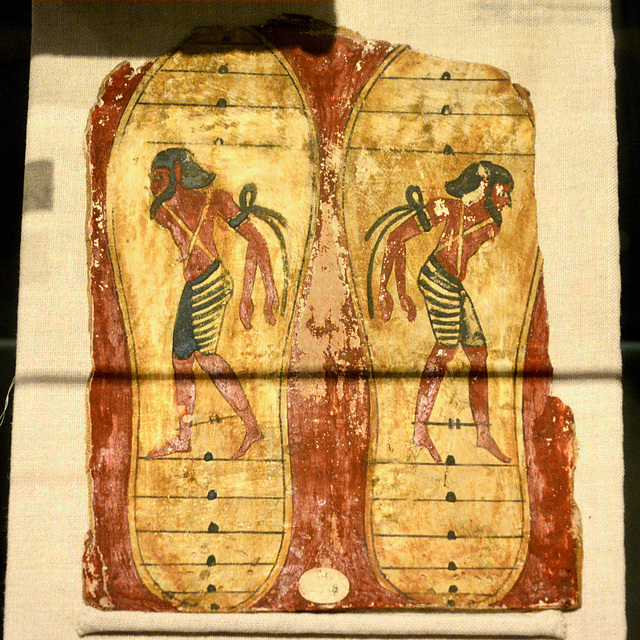Turin 2017 – Museo Egizio – Mummy soles