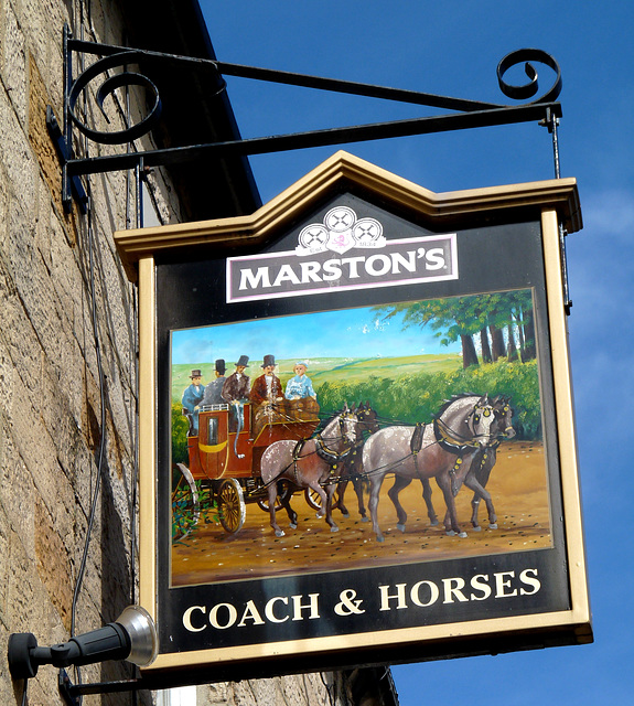 'Coach And Horses'