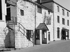 Driftwood Spar Hotel, St Agnes, 1981