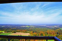 Weitblick vom Altenbergturm