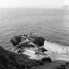 Fishermen at St Agnes