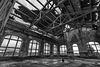 Coal mine du Gouffre - The Rhino Hall - 21