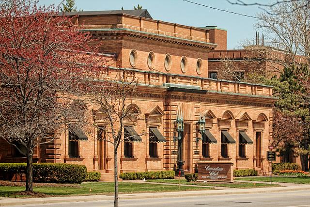 HiramWalker's facade