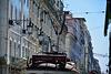 Lisbon 2018 – Trolley pole down
