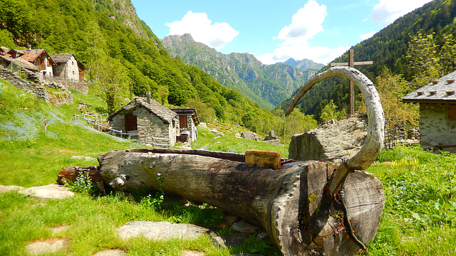 Valsesia - Alpe Sorba