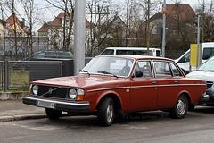 Volvo Turbo 244 DL