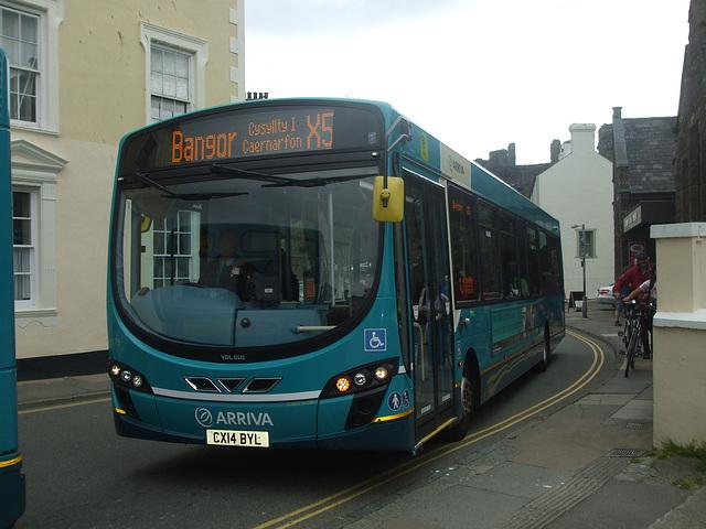 DSCF9938 Arriva Cymru CX14 BYL