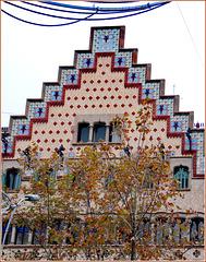 Barcellona : Casa Amattller