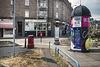 Morris Column, South Tay Street, Dundee