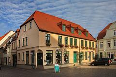 Teterow, Café am Markt