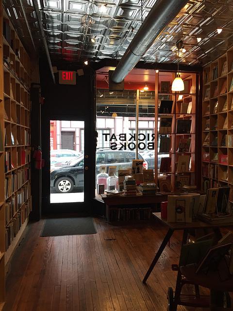 Brickbat Books