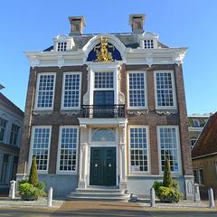 Nederland - Harlingen, stadhuis