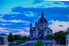 CATHEDRAL OF SAINT PAUL MINNESOTA; REPLICA OF SAINT PETER'S IN ROME