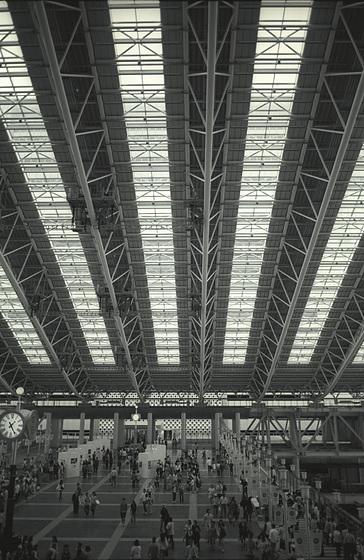 Osaka station-10