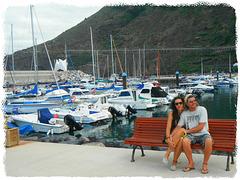 am Meer in Garachico