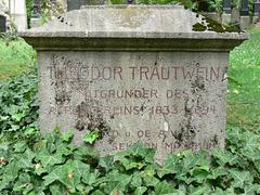 Grabmal Theodor Trautwein