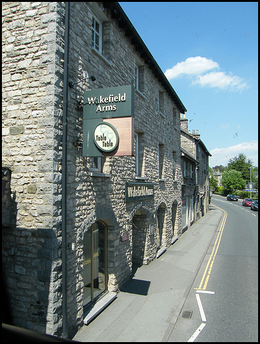 Wakefield Arms at Kendal