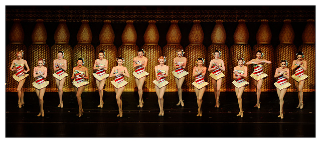 Rockettes - Radio City New York