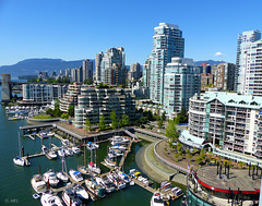 Vancouver, False Creek