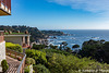 Tickle Pink Inn, Carmel, California - Pacific Coast view 001