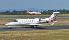 Learjet 700KG