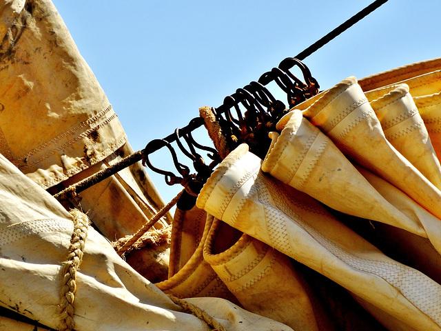 Folded Sails